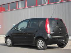 Car seats for Mitsubishi Colt 2004-2008 5 door