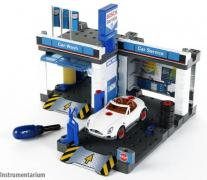 Детский набор Klein Bosch Car Service