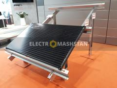 Equipment profiles BMZ and solar power