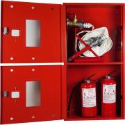 Fire cabinets (ShP, ShPK, ShPO) a wide choice from the manufacturer
