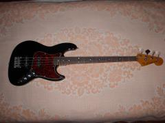 Продам Бас гитару Fender 60's JAZZ BASS RW BLACK (Made in Mexico