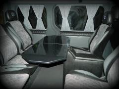 Столик в автомобіль, столик в мікроавтобус, бічний столик в авт