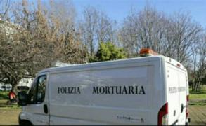 Urgent transport of the deceased (the coffin) from Italy